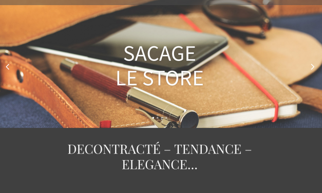 Sacage – Le Store